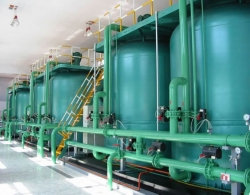 发电厂废水处理工艺