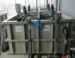 车间含镍废水达标排放系统